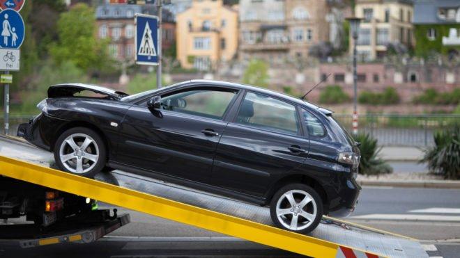 Wypadek drogowy w Irlandii