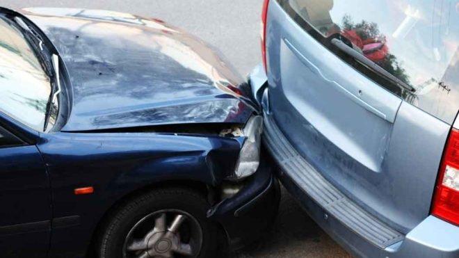 Wypadek drogowy w Szwecji