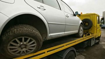 Odszkodowanie za samochód Niemcy