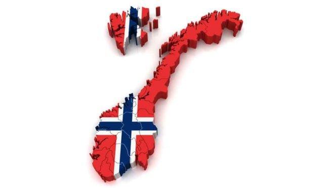 Wypadek przy pracy w Norwegii