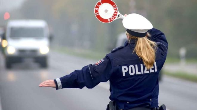 Wypadek drogowy w Norwegii