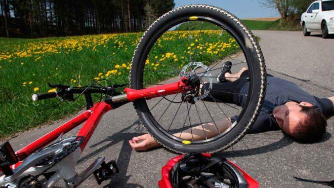 Odszkodowanie dla rowerzysty