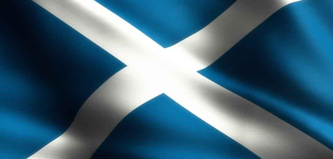Wypadek drogowy w Szkocji